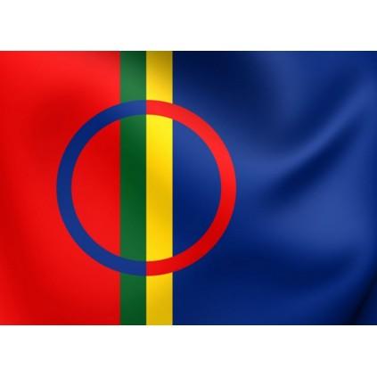 Sameflagg 1m