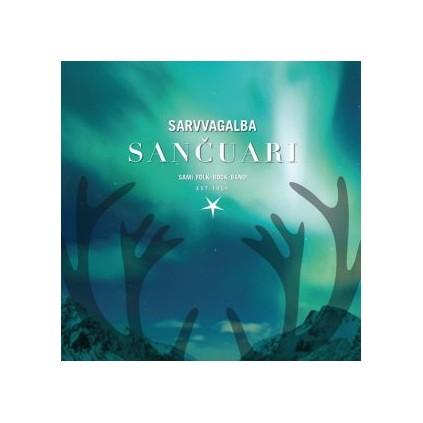 Sančuari: Sarvvagalba