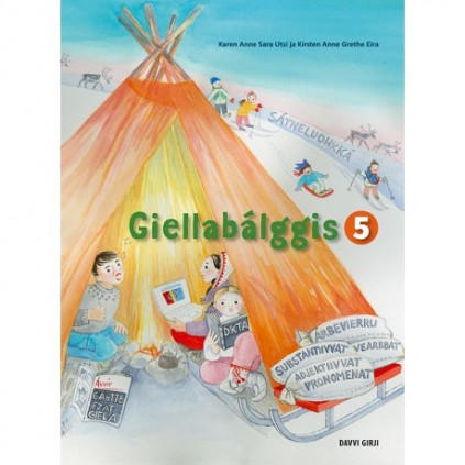 Giellabálggis 5