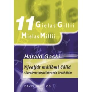 Gielas Gillii 11 - Njealját máilbmi čállá