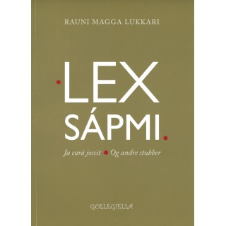 Lex Sápmi Ja eará joccit - og andre stubber