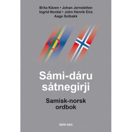Sámi-Dáru sátnegirji - Samisk-norsk stor ordbok