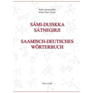 Sámi-Duiskka sátnegirji - Saamisch-Deutsches wörterbuch