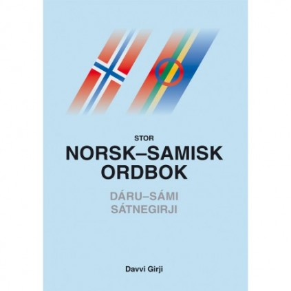 Stor norsk-samisk ordbok