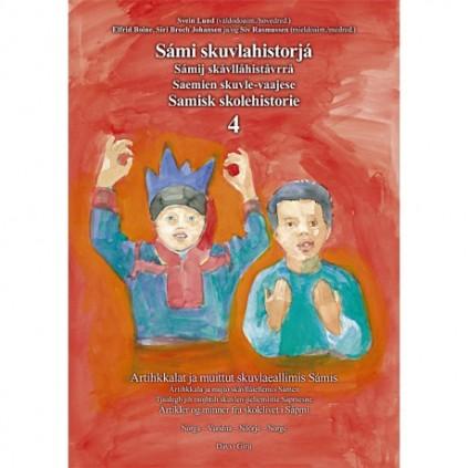Sámi skuvlahistorjá 4 - Samisk skolehistorie 4