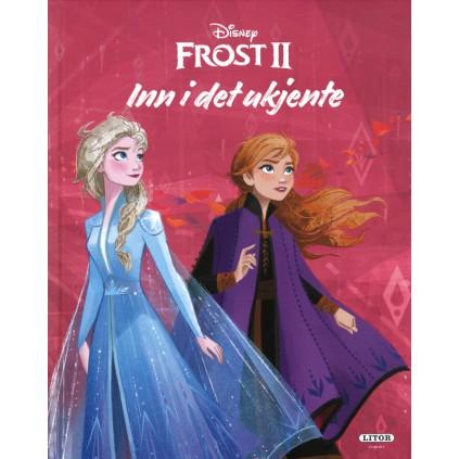 Frozen 2 - Inn i det ukjente