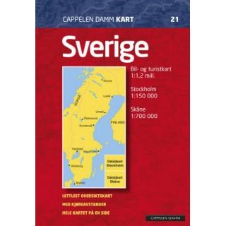 Sverige (CK 21)