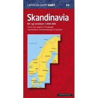 Skandinavia (CK 23)