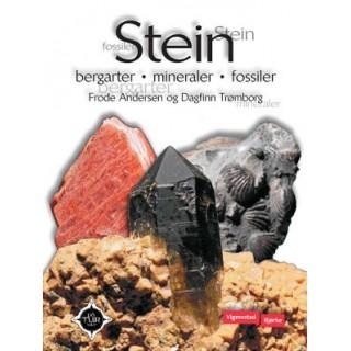 Stein: bergarter, mineraler, fossiler