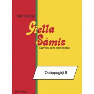 Giella Sámis II - Oahppogirji