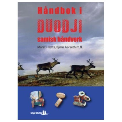 Håndbok i duodji - samisk håndverk
