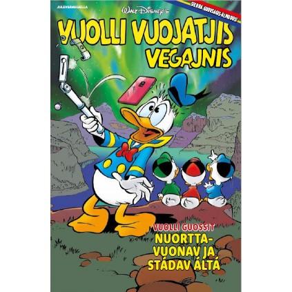 Vuolli Vuojatjis Vegajnis - Sierra guovsagis-almodus