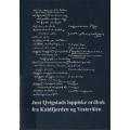 Just Qvigstads lappiske ordbok fra Kaldfjorden og Vesterålen