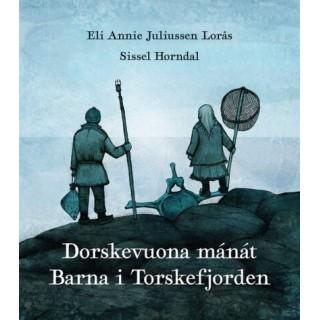 Dorskevuona mánát - Barna i Torskefjorden
