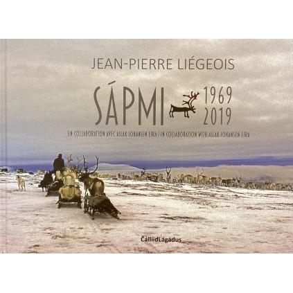 Sápmi 1969-2019 Engelsk/Fransk utgave