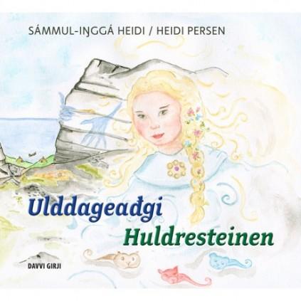 Ulddageađgi / Huldresteinen