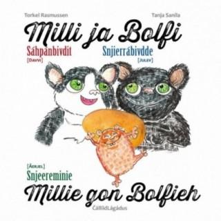 Milli ja Bolfi - Sáhpánbivdit/Snjierrábivdde/Snjeereminie