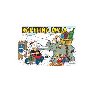 Kaptejna Javla 2006