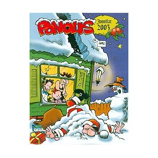 Pondus - juovllat  2003