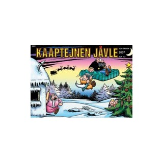Kaaptejnen Jåvle 2007