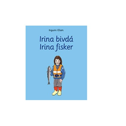Irina bivdá – Irina fisker