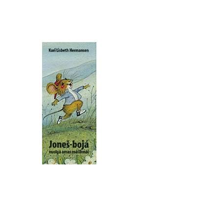 Joneš-bojá vuolgá amas máilbmái