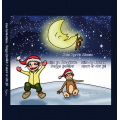 Nilla ja Ádegáhttu – fargga juovllat / Nilla og Atekatt – snart er det jul