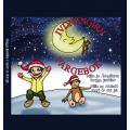 Nilla ja Ádegáhttu – fargga juovllat / Nilla og Atekatt – det er snart jul (ivdnengirji/fargebok)