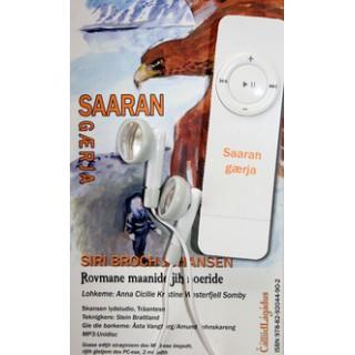 Saaran Gærja - Tjoejenassh-gærja