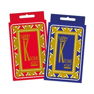 Spillkort Kronekort