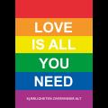 Love is all you need – kjærligheten overvinner alt