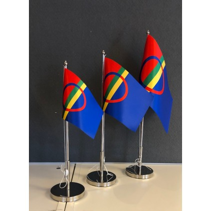 Sameflagg 15cm