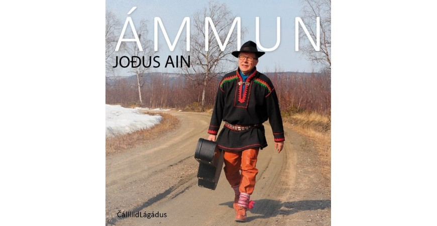 "ÁMMUN CD ""Jođus ain"" på markedet"